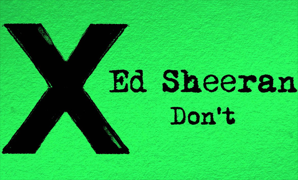 Ed-Sheeran-Dont-Single-Cover